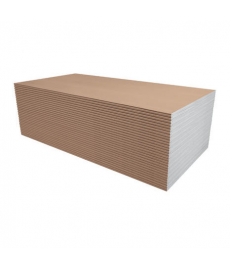 Knauf erikoiskova kipsilevy KEK 1,2x2,6x12,5mm   3,12m2   (2,63 €/m2)