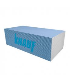 Knauf märkätilakipsilevy BLUE 1,2x2,6x12,5mm  3,12m2  (3,13€/m2)