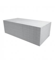 Knauf normaali kipsilevy valkoinen, GKB 1,2x2,6x12,5mm  3,12m2  (1,77€/m2)