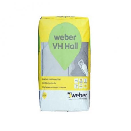 WEBER VH (Vetonit VH)harmaanvärinen 20 kg