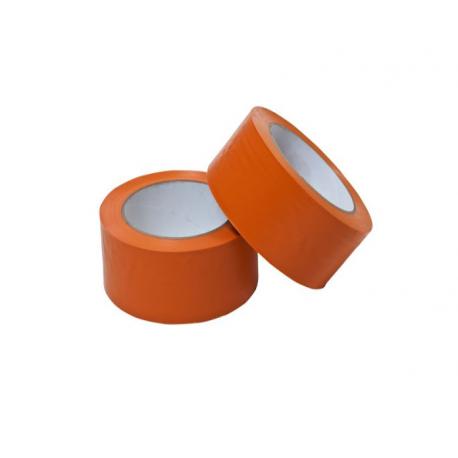 Muoviteippi 50x33 oranssi Color-Expert