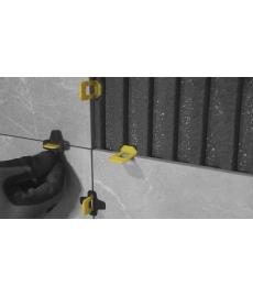 Levelize laatta-ankkurin suojapohja  ( 100 kpl )