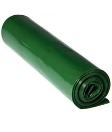 Jätepussi 250 L, vihreä