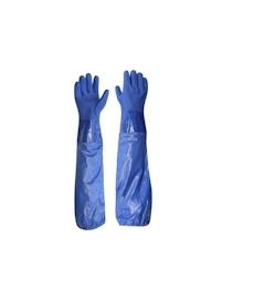 PVC sormikas,63cm, koko 10 / 6pari