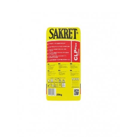 SAKRET CLP Plus valkoinen 25 kg