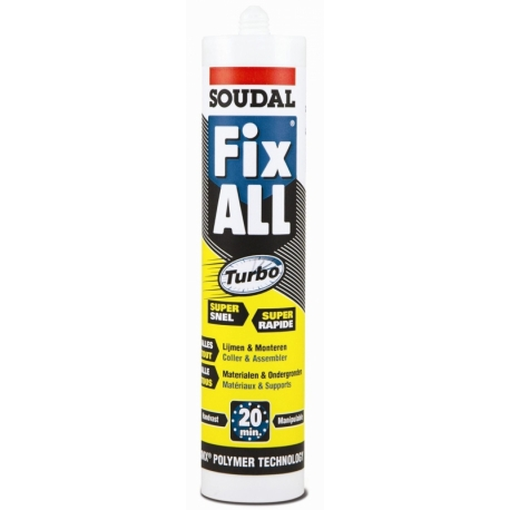SOUDAL Fix-ALL Turbo